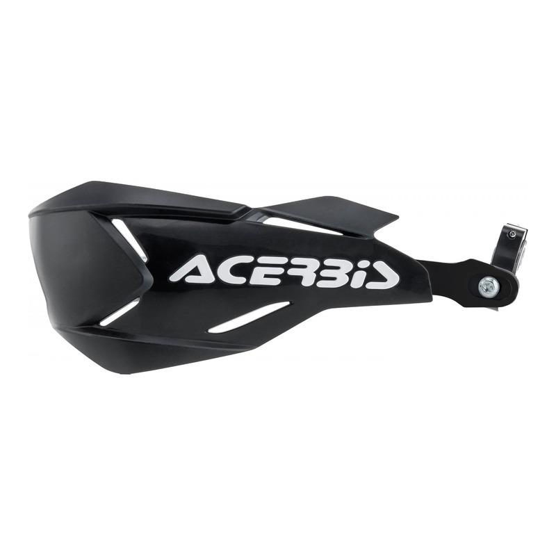 Protège-mains Acerbis X-Factory noir/noir (paire)