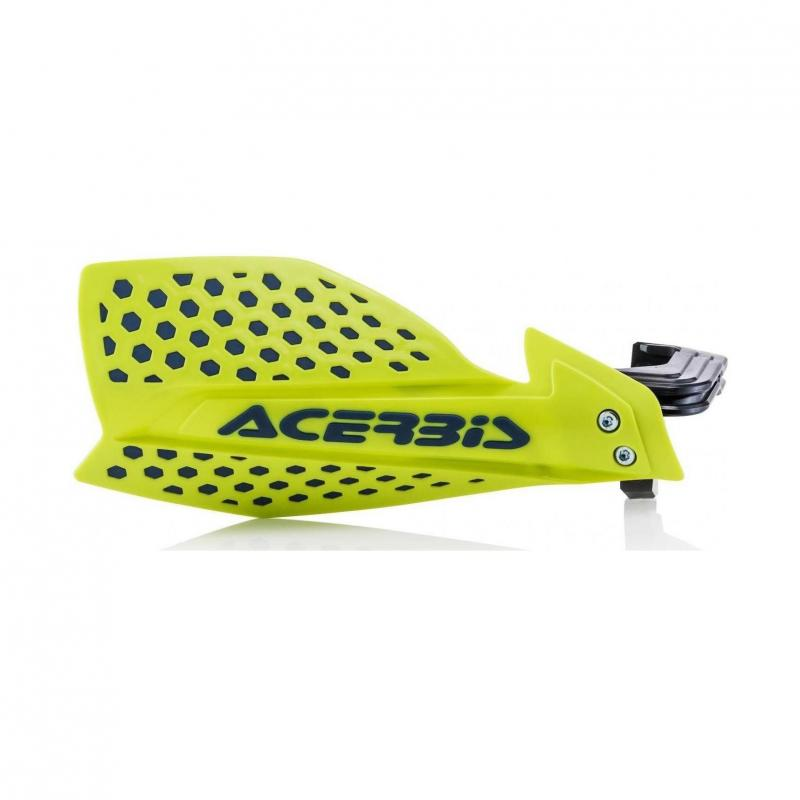 Protège-mains Acerbis X-Ultimate jaune/bleu