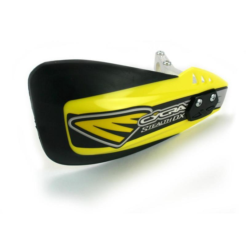 Protège-mains Cycra Stealth DX Racer jaune