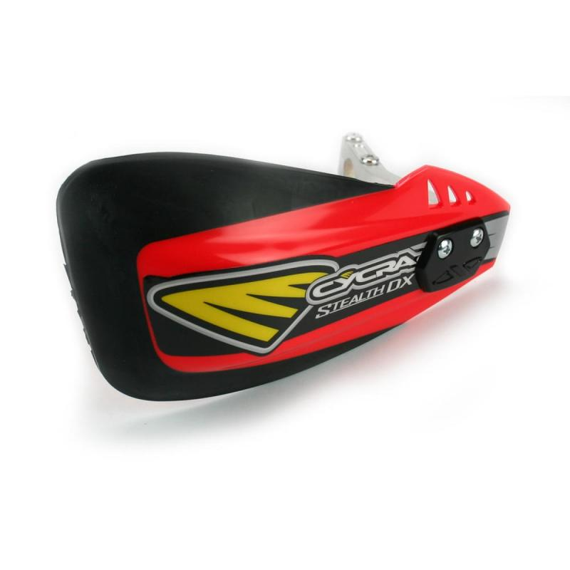 Protège-mains Cycra Stealth DX Racer rouge