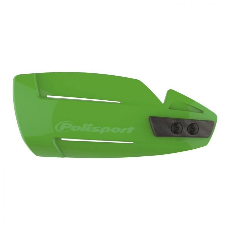 Protège-mains Polisport Hammer vert