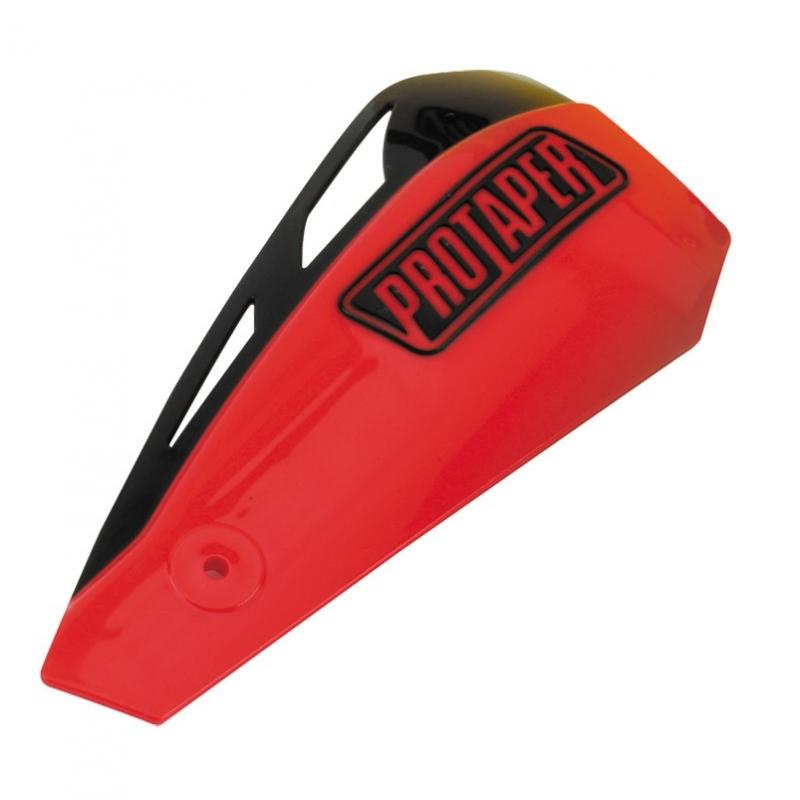 Protège-mains Pro Taper rouge (paire)