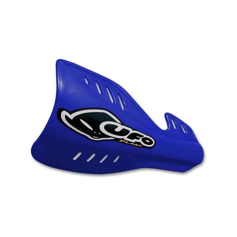 Protège-mains UFO Yamaha 450 YZ-F 04-09 bleu reflex