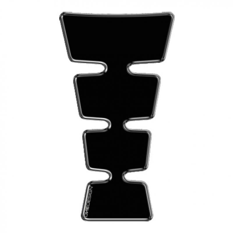 Protège réservoir Onedesign noir 117 x 109 mm 1 pièce
