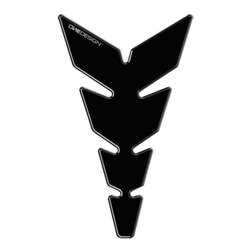 Protège réservoir Onedesign noir 223 x 134 mm 1 pièce