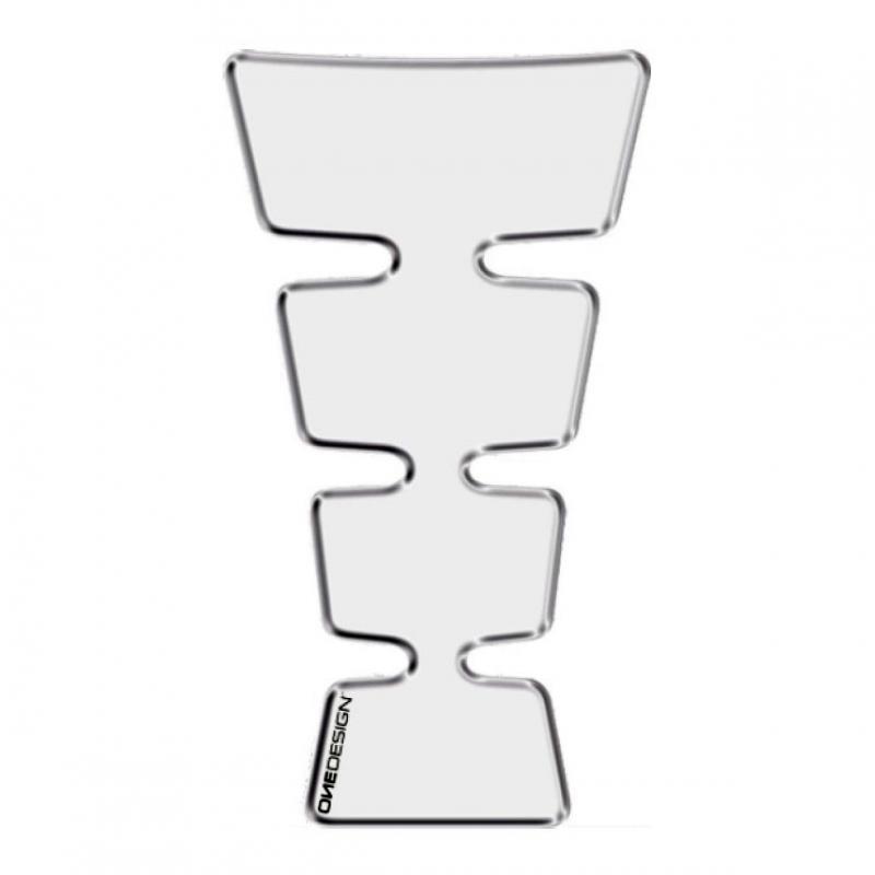 Protège réservoir Onedesign transparent 213 x 117 mm 1 pièce