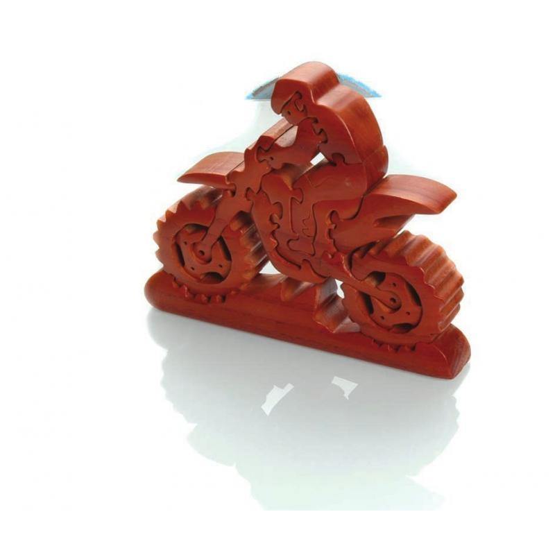 Puzzle Booster Dirt Bike 19cm