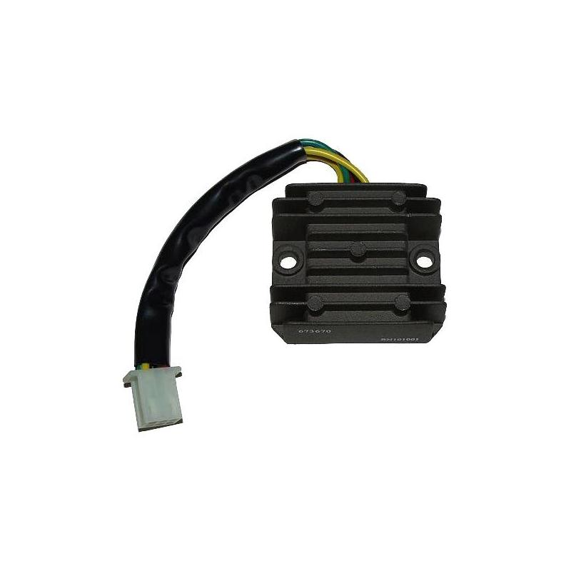 Régulateur de tension Electrosport Honda XL 600 R 83-87