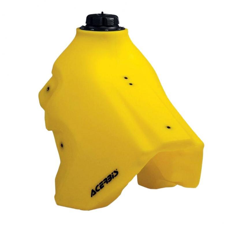 Réservoir de carburant 14L Acerbis Suzuki 400 DRZ 00-15 jaune