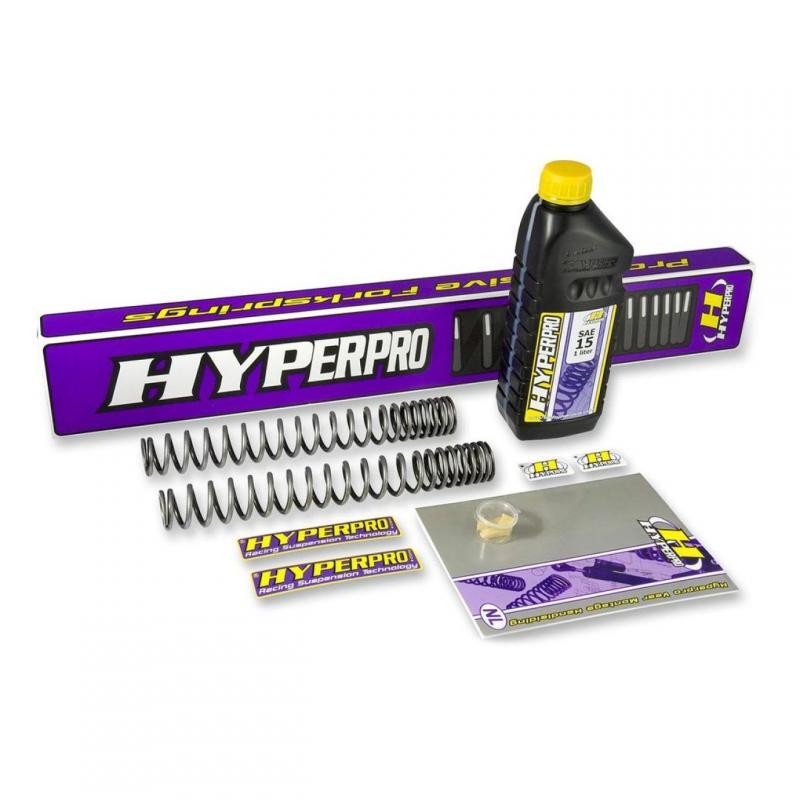 Ressorts de fourche Hyperpro Suzuki SV 650 03-10