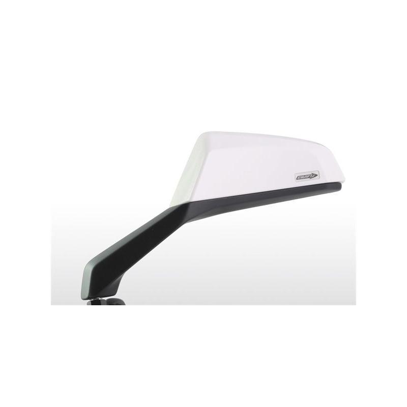 Rétroviseur Chaft Sunny droit noir/blanc