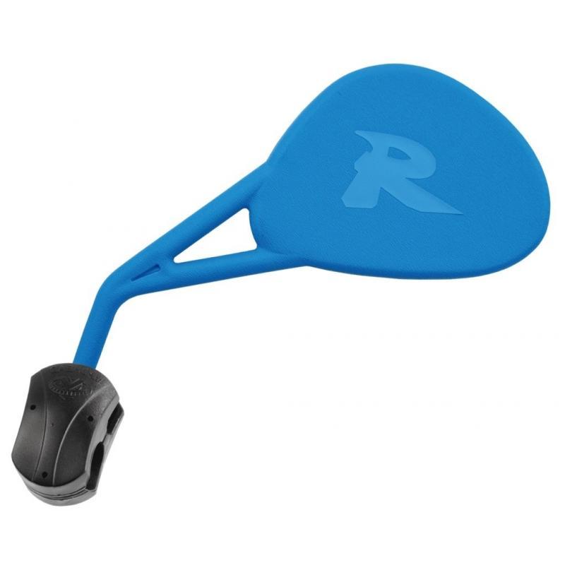 Rétroviseur Vicma gauche ovale bleu
