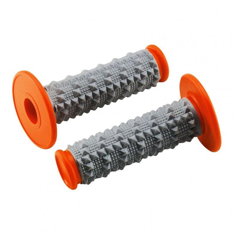 Revêtements Cross 3D gris/orange