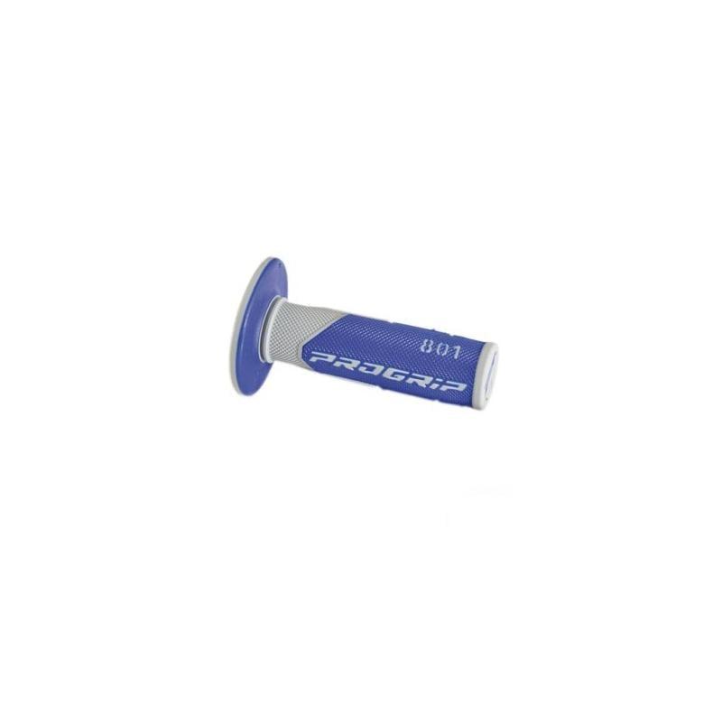 Revêtements de poignée 801 Progrip gris/bleu