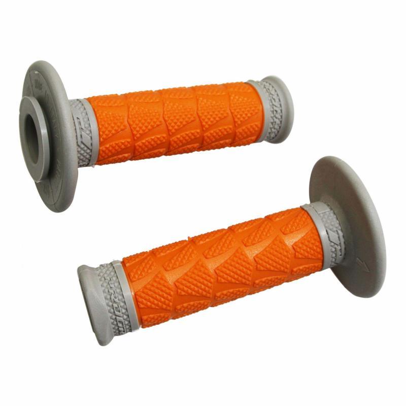 Revêtements de poignée Progrip 783 gris-orange