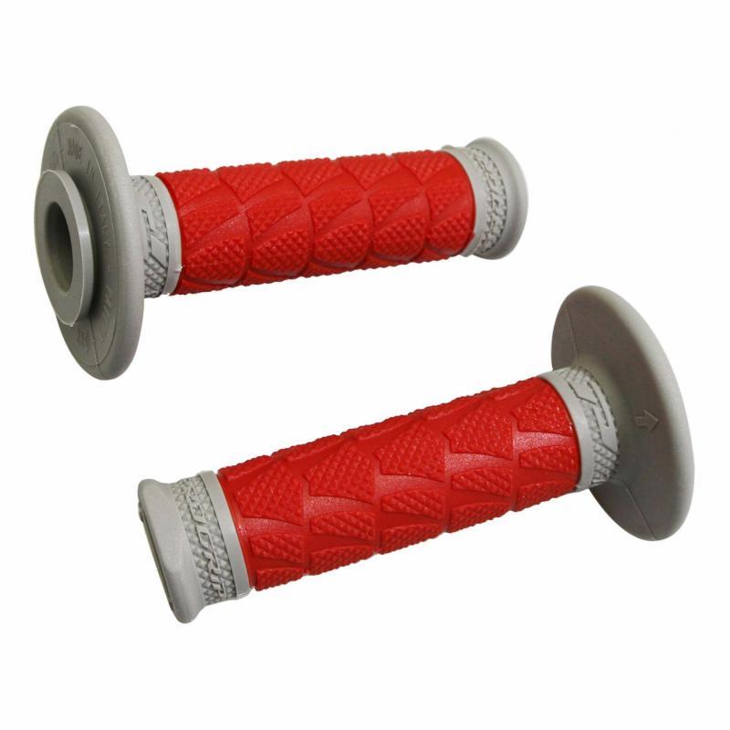 Revêtements de poignée Progrip 783 gris-rouge