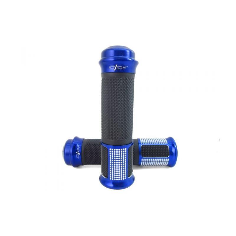 Revêtements Opticparts noir anneau bleu
