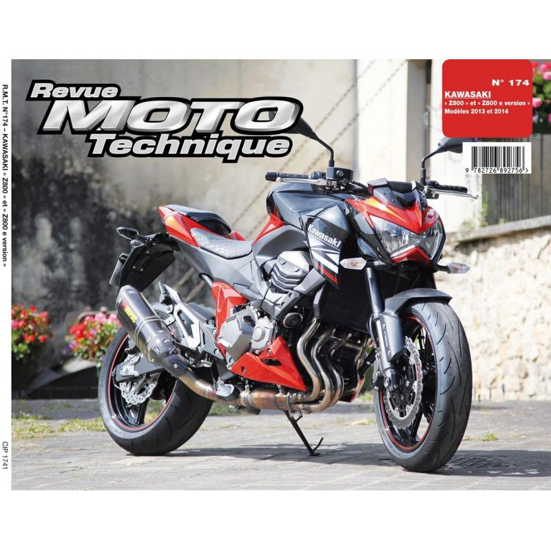 Technique Moto Revue Z800Z800E 174 14 Kawasaki 13 hxQdrBtsC