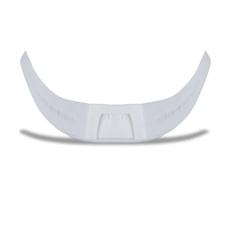Roost Guard Bell pour casque Moto 9 Flex / Mot 9 blanc
