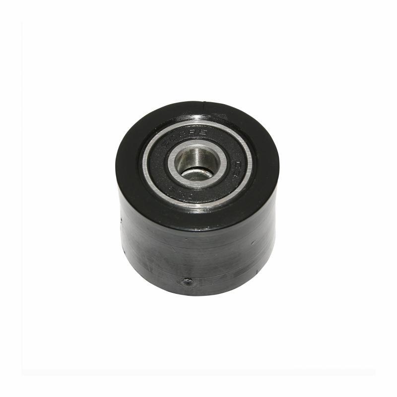 Rouleau tendeur de chaîne Polisport 32 mm noir