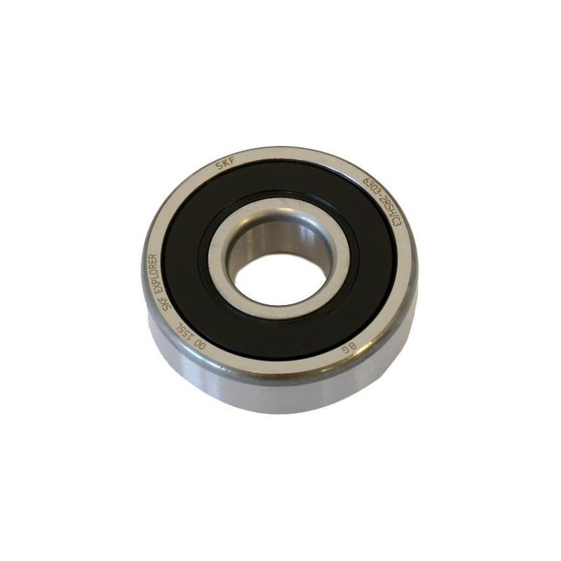 Roulement de roue SKF 6303/2RSH-C3 47x17x14 mm