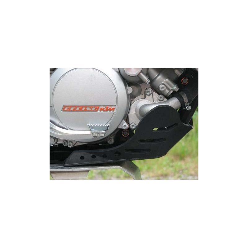 Sabot gp noir axp pour sx125 2011