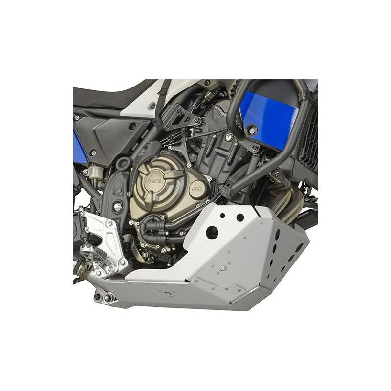 Sabot moteur Givi Yamaha 700 Ténéré 19-20 aluminium