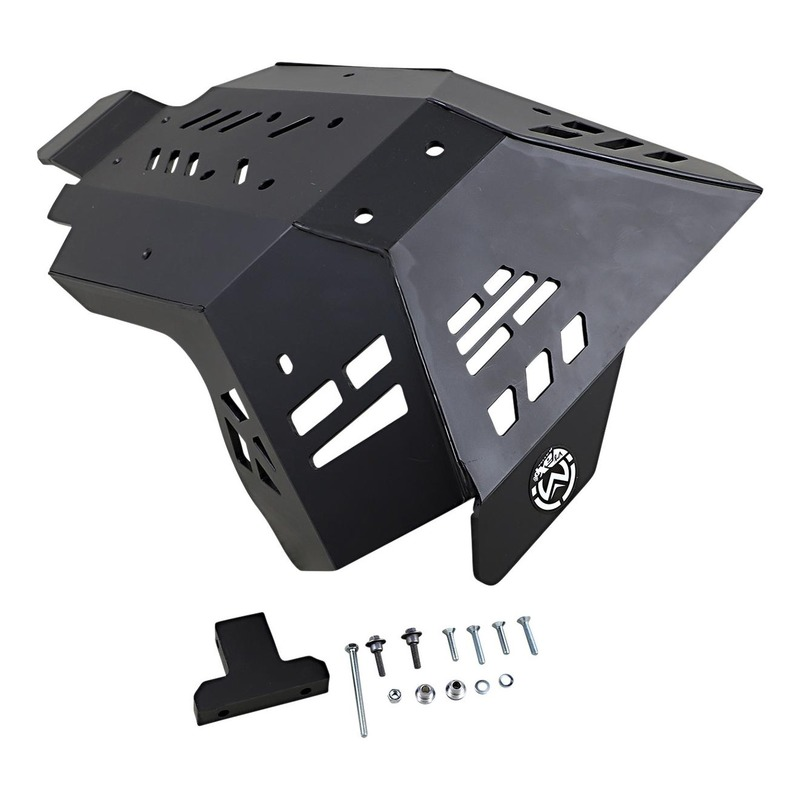 Sabot moteur Moose Racing noir Yamaha Ténéré 700 19-21