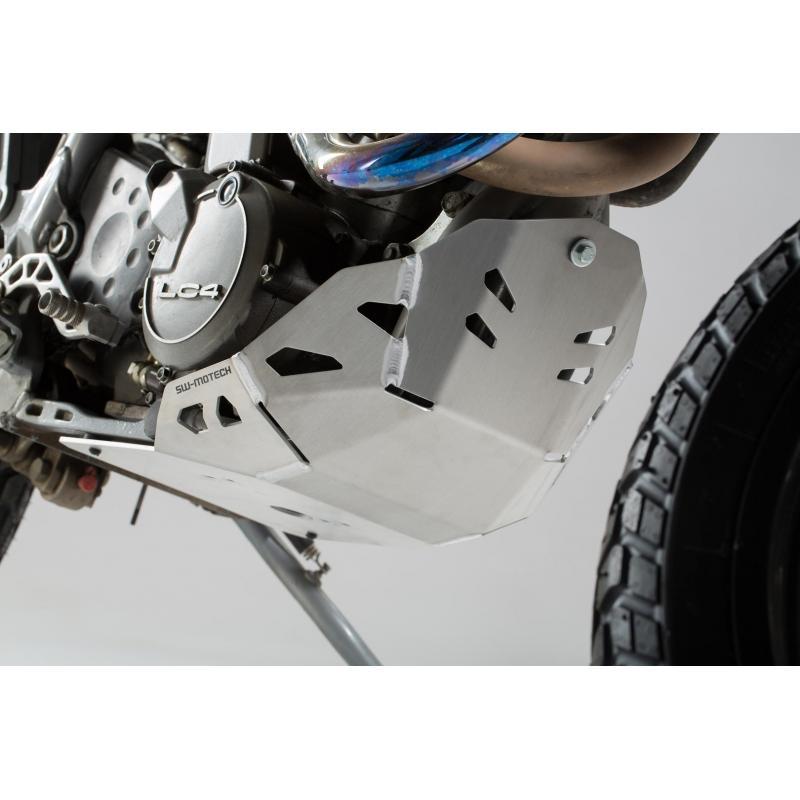 Sabot moteur SW-MOTECH gris KTM 620 Adventure 96-99
