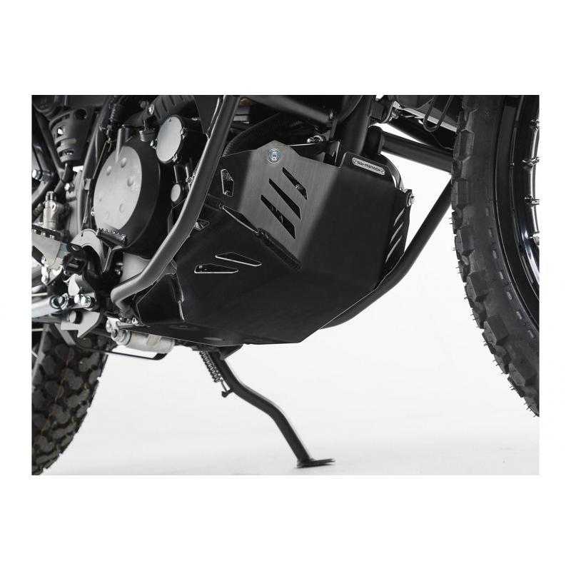 Sabot moteur SW-MOTECH noir Kawasaki KLR 650 08-