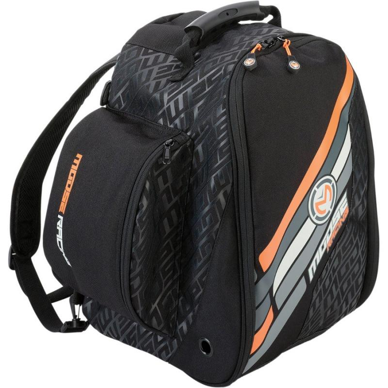 Sac à casque Moosse Racing noir