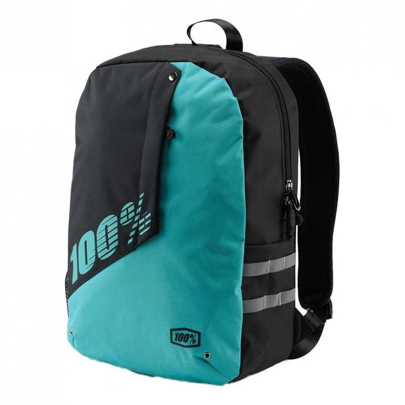 Sac à dos 100% Porter backpack teal