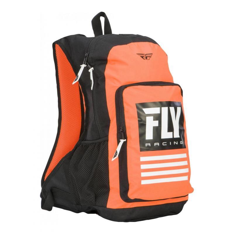 Sac à dos Fly Racing Jump Pack orange/noir