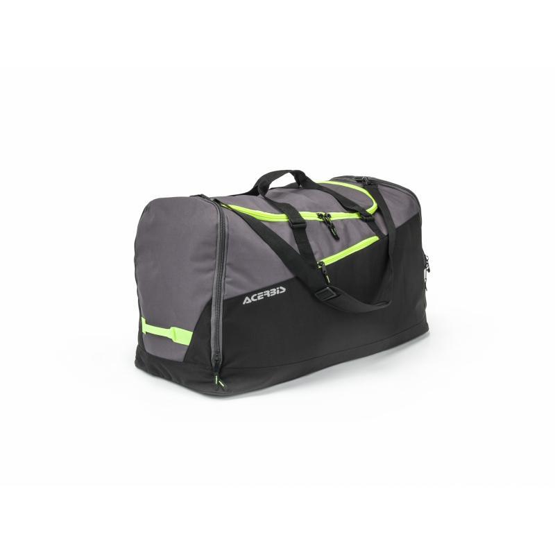 Sac Cargo Acerbis 180 L noir/jaune