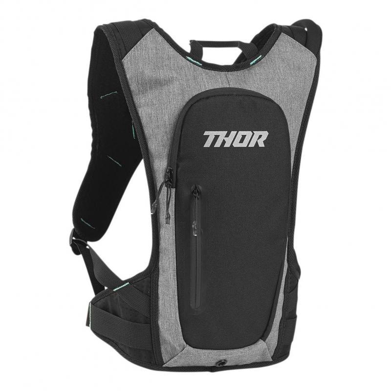 Sac d'hydratation Thor Vapor 2 Litres noir/gris