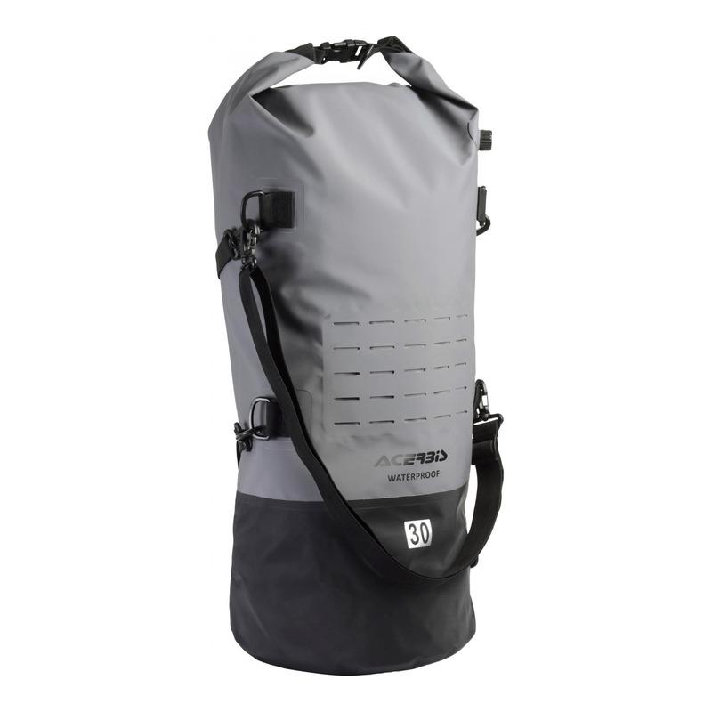 Sac de sport Acerbis X-Water vertical WP noir/gris