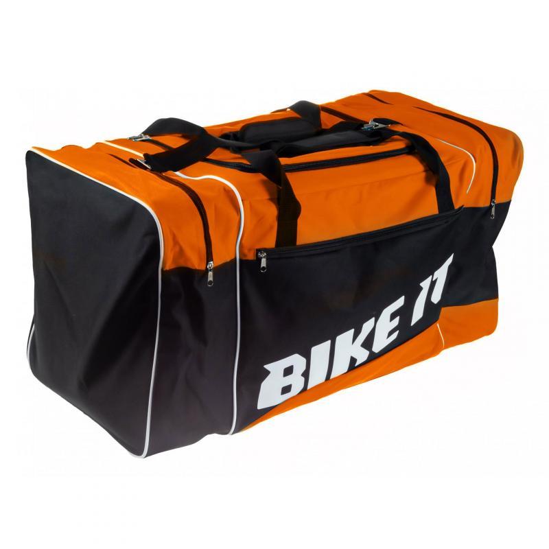Sac de voyage Bike It orange 90 litres