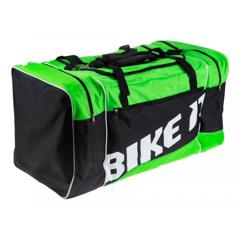 Sac de voyage Bike It vert 90 litres