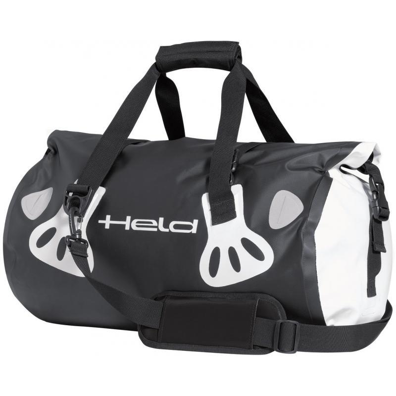 Sac de voyage Held CARRY-BAG 60L noir/blanc