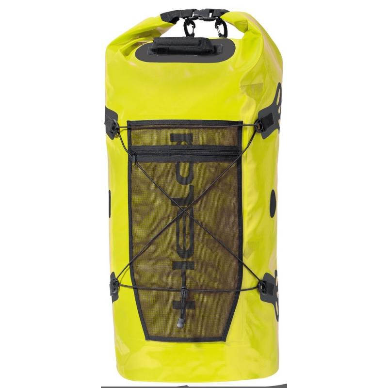 Sac de voyage Held ROLL-BAG 40L noir/jaune fluo