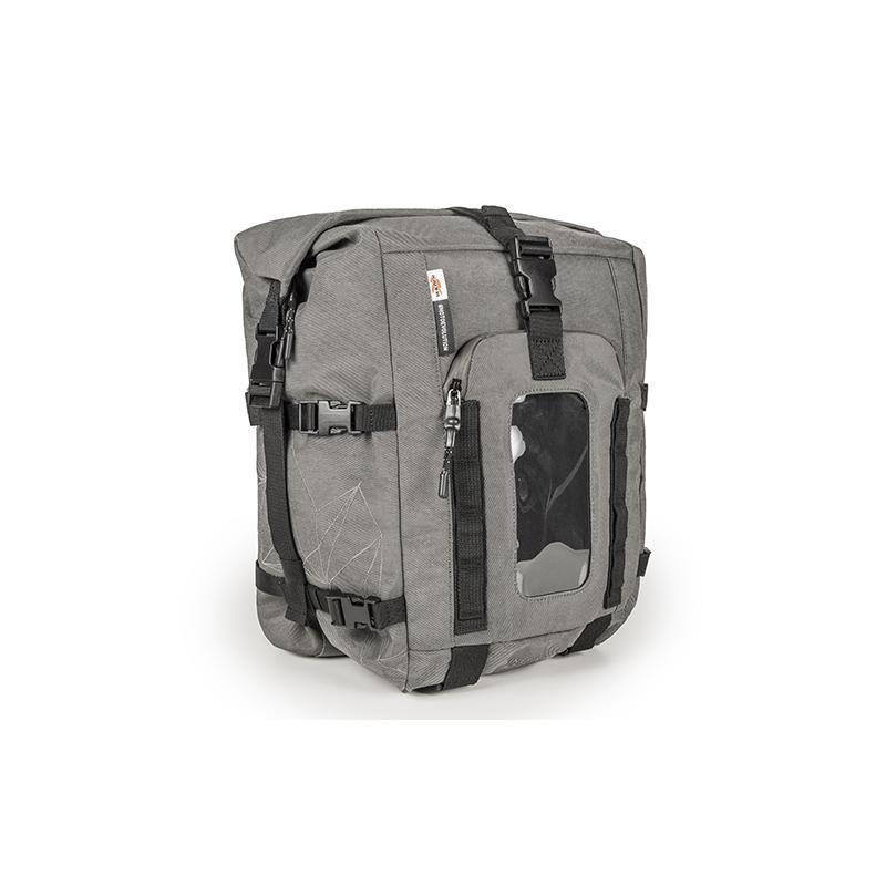 Sac de voyage imperméable Kappa RA315 gris
