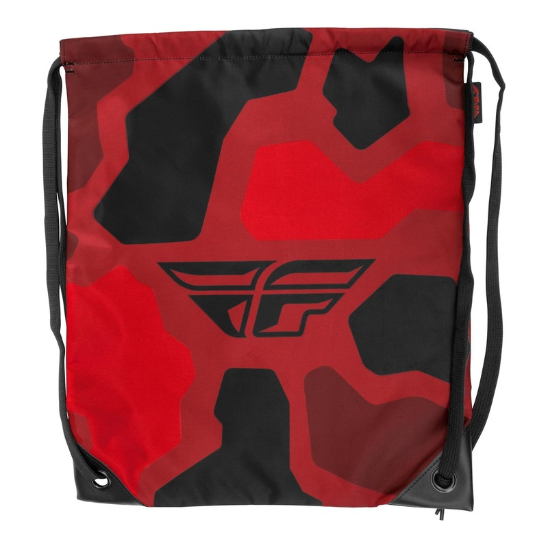 Sac Fly Racing Quick Draw rouge/noir/camouflage
