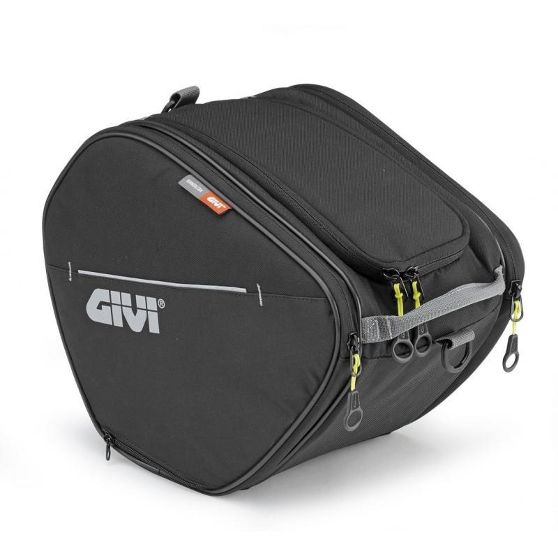 Sac tunnel pour scooter Givi Easy Bag noir EA105B