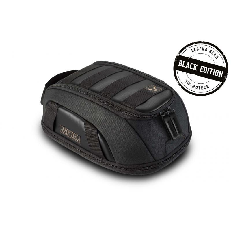 Sacoche de réservoir aimantée SW-MOTECH Legend Gear LT1 Black Edition