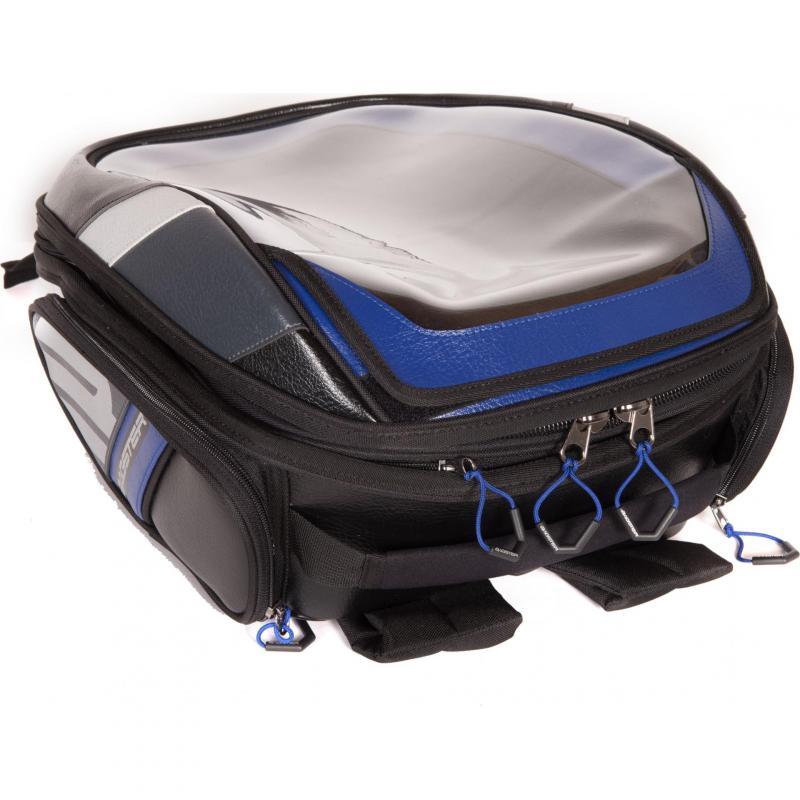 Sacoche de réservoir Bagster Stunt Evo noir/bleu