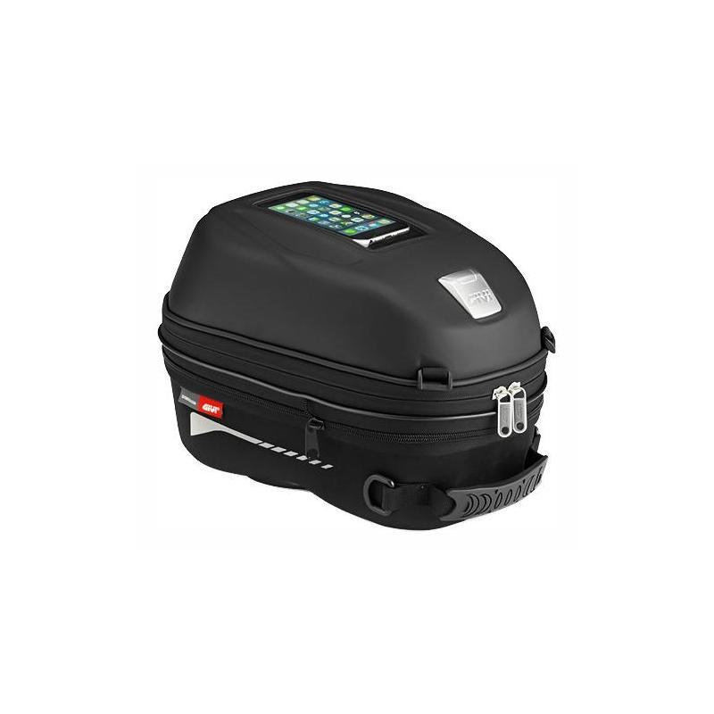 Sacoche de réservoir Givi ST603B Tanklock 15 litres noir