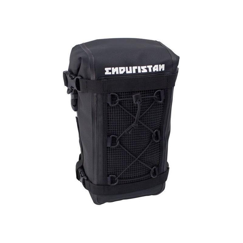 Sacoche Enduristan Base Pack XS noire 6.5 litres