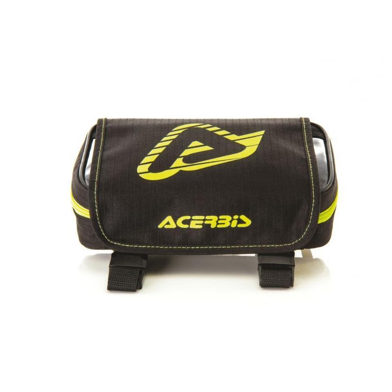 Sacoche outils Acerbis noir/jaune
