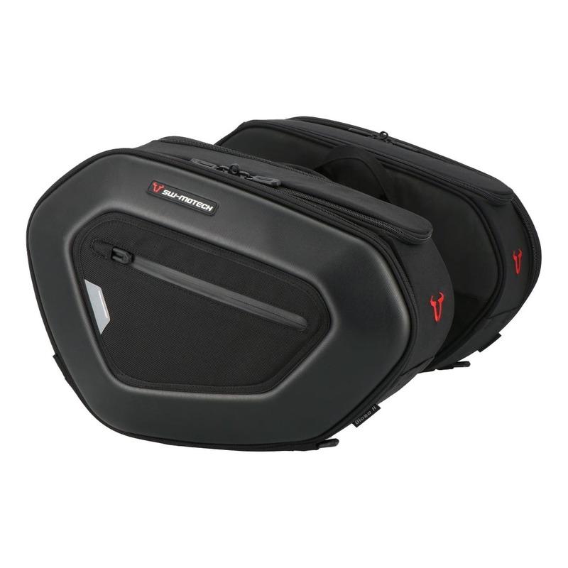 Sacoches latérales SW-Motech Pro Blaze noires/grises Honda CBR 1000 RR 04-07