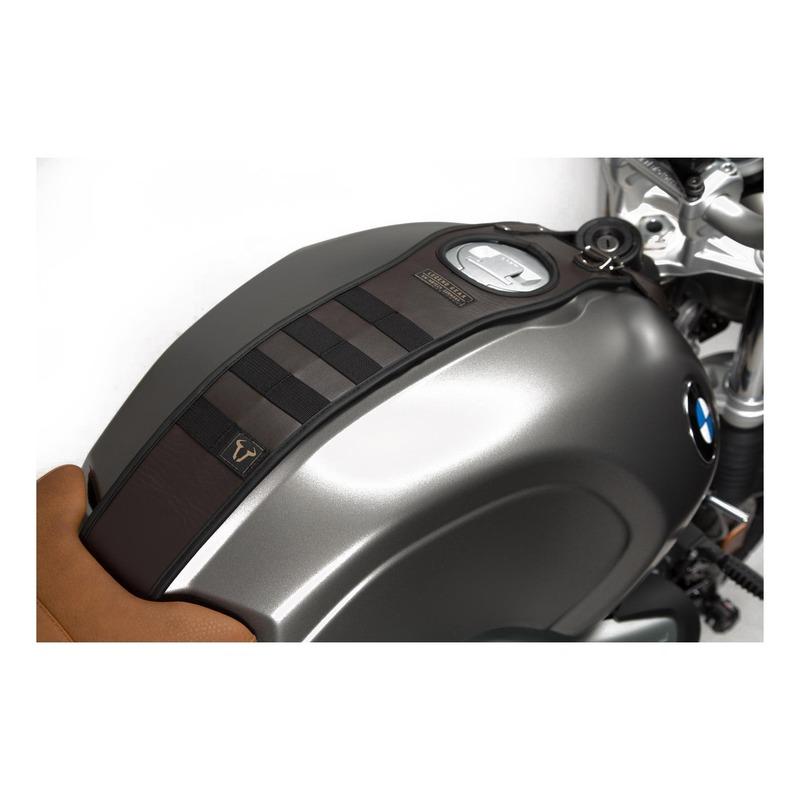 Sangle de réservoir SW-MOTECH Legend Gear SLA avec pochette accessoire LA2 BMW R Nine T 1200 14-20